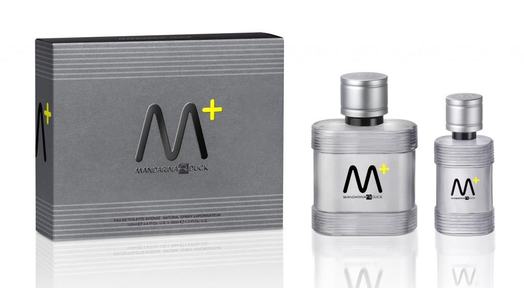 Mandarina Duck M+ packshot 100ml+30ml