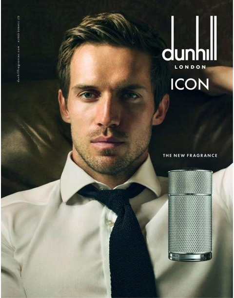 dunhill rolls out ICON fragrance