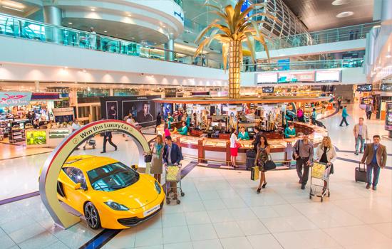 Dubai Duty Free breaks sales record in 2014