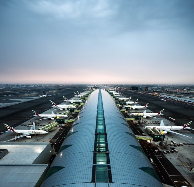 Dubai takes top spot from Heathrow