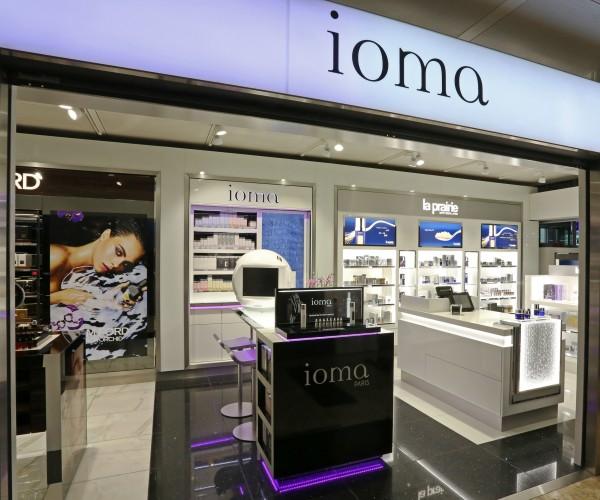 Luxury beauty arrives at Geneva Airport