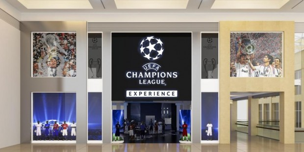 UEFA to build chain of stores across Middle East