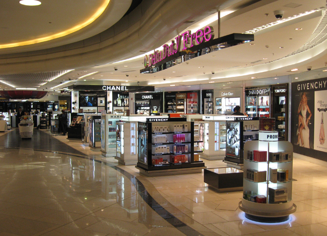 Add Beauty to your Basket at Delhi Duty Free
