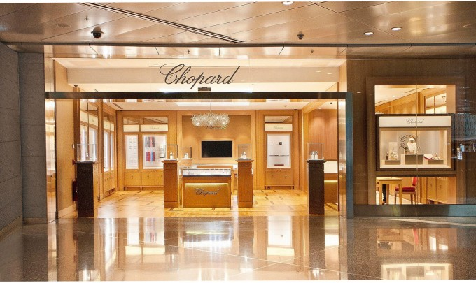 Chopard boutique opens at Qatar Duty Free
