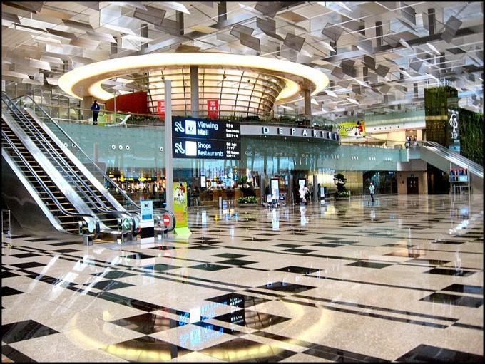 Singapore Changi Airport Duty Free