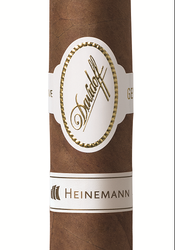 Davidoff Cigars unveils Exclusive Edition for Heinemann DF stores