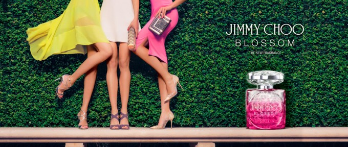 Jimmy Choo Blossoms for Spring