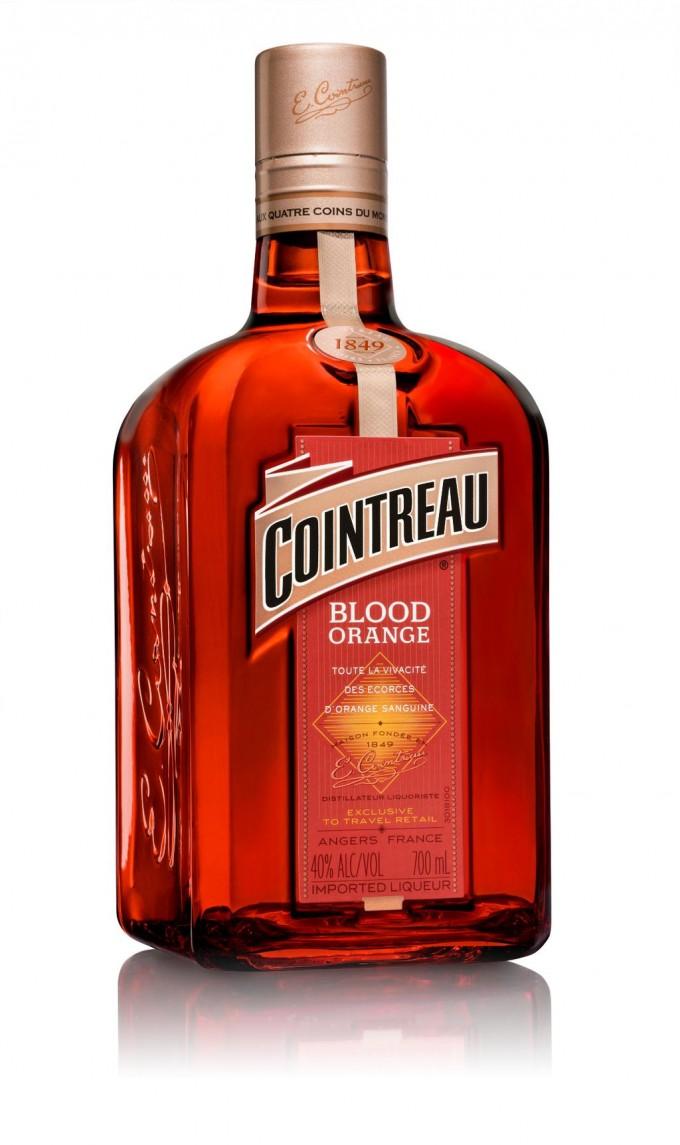Cointreau Blood Orange debuts in duty free