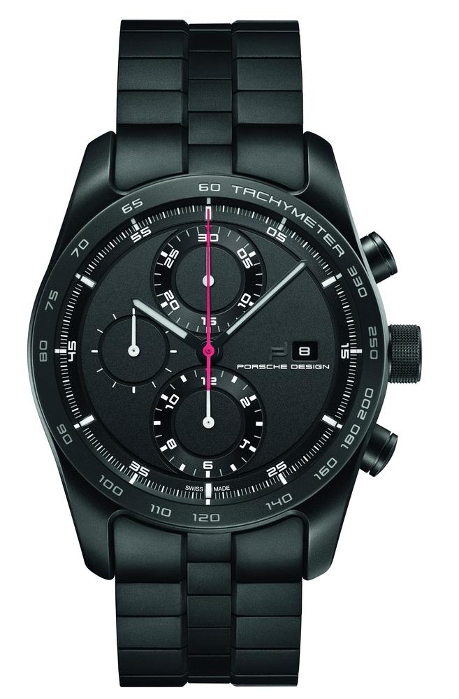 Porsche Designs unleashes new Chronotimer watch