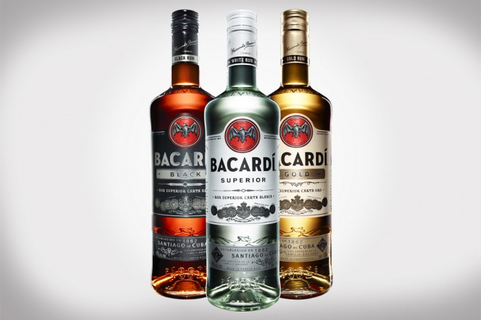 Bacardi gets art deco styling