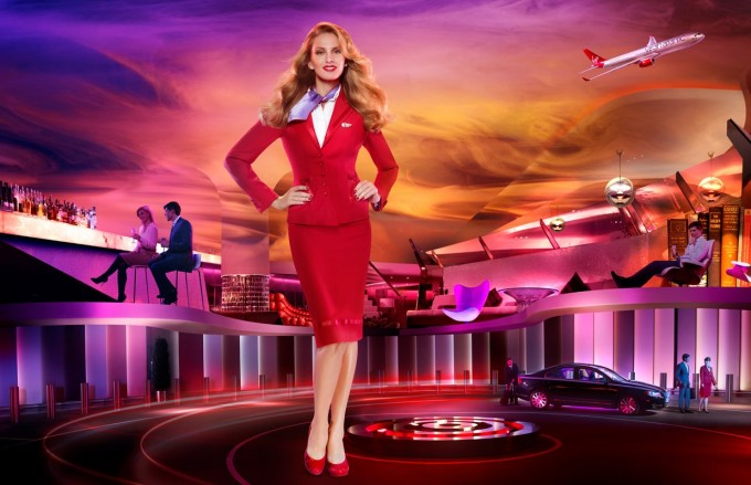 Virgin Atlantic – duty free shopping