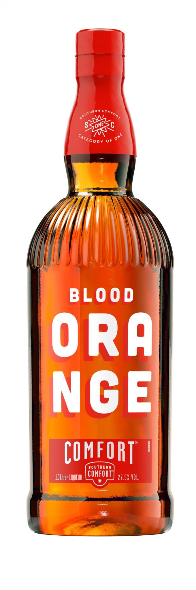 Southern Comfort joins Blood Orange trend