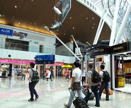 Kuala Lumpur Airport Duty Free