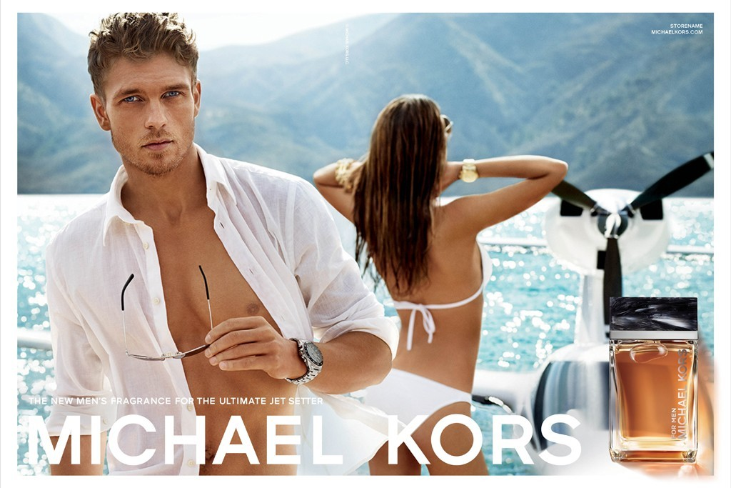 Michael-Kors-Fragrnce-Campaign-Benjamin-Eidem