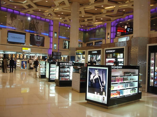 abu dhabi airport duty free shop liquor prices