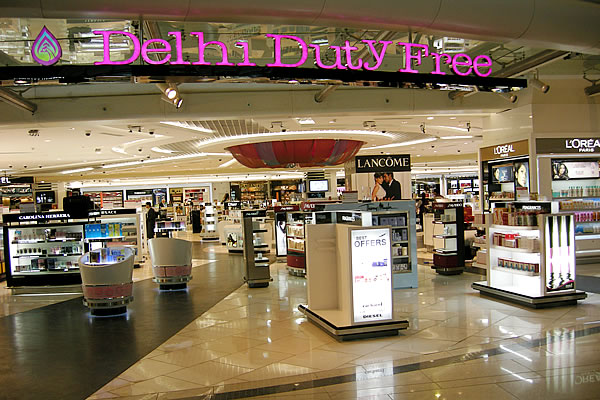 Delhi International Airport Duty Free