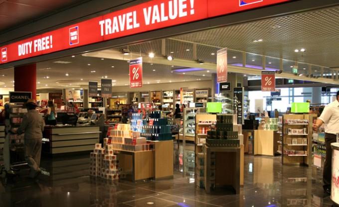 Munich International Airport Duty Free