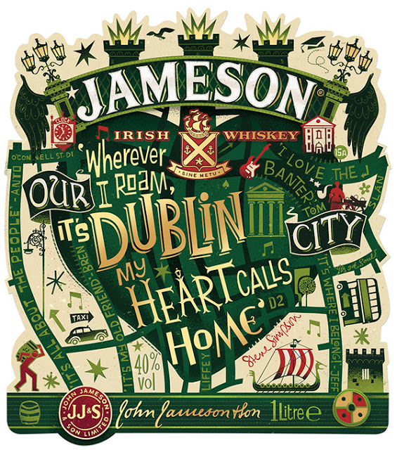 Jameson unveils special duty free edition for St Patrick's Day