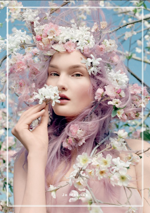 Jo Malone heralds spring with Blue Skies & Blossoms