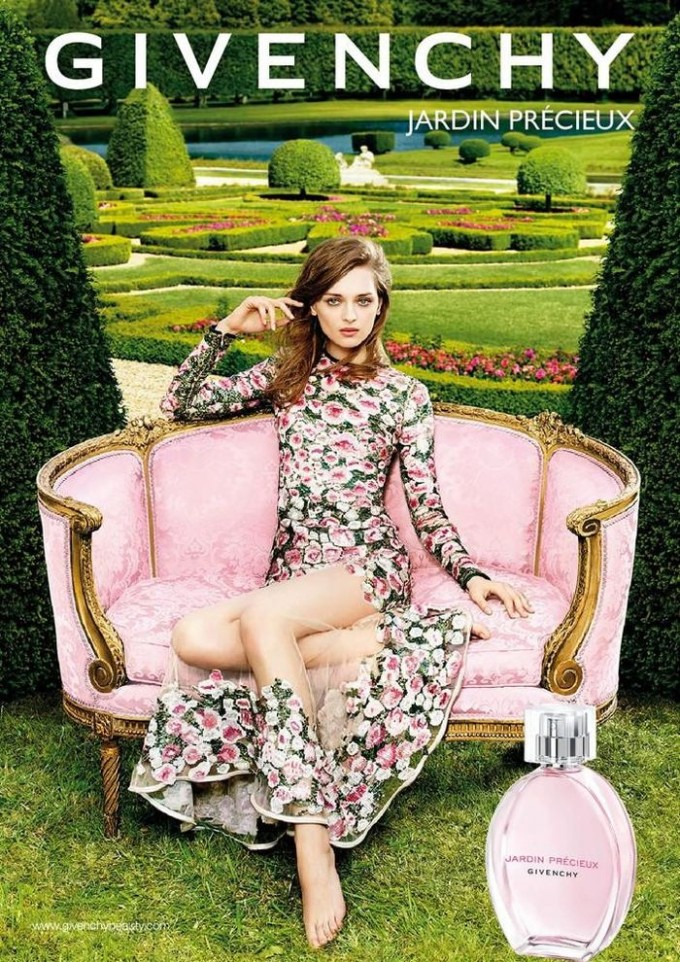 Givenchy Jardin Precieux blooms in duty free