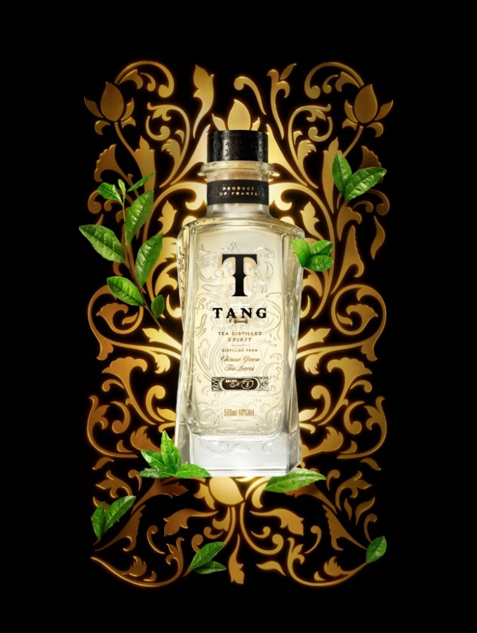Tang – DFS exclusive launch for Chinese Green Tea spirit