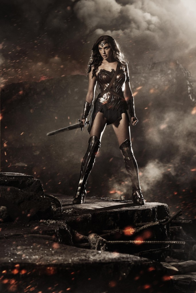 Gadot will star as Wonder Woman in the new Batman v Superman movie, out in May 2016