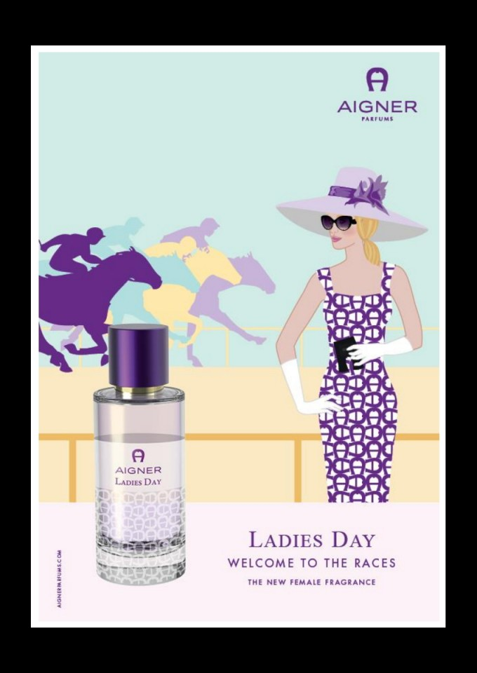 Aigner heralds the glamour of racing with new fragrance