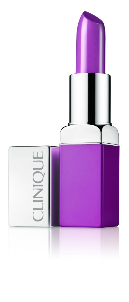 CLINIQUE POP Lipstick Grape Pop