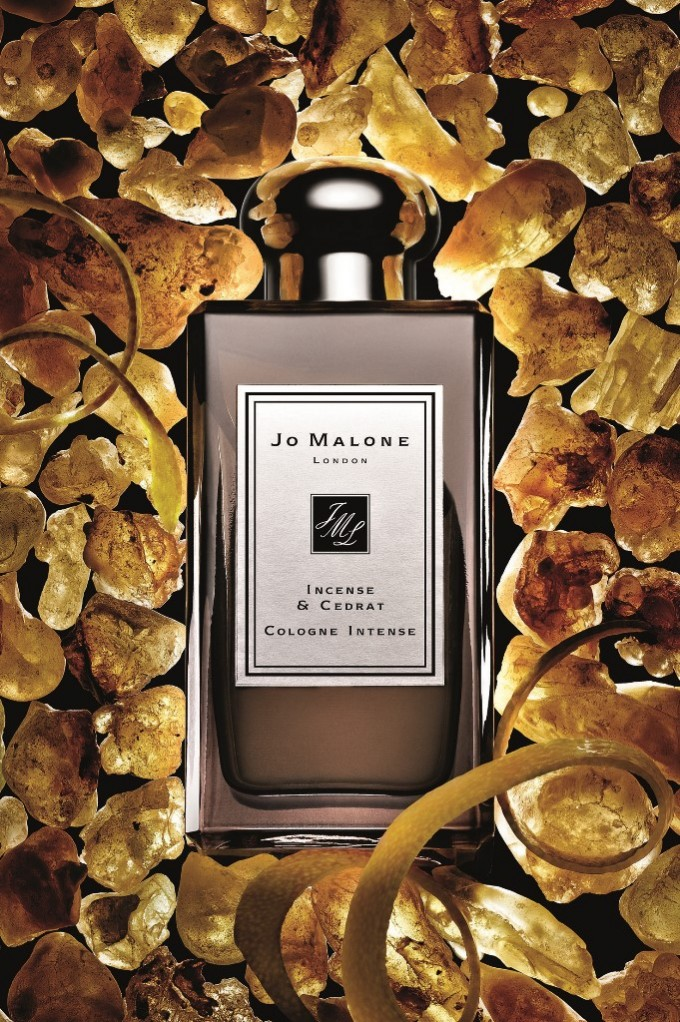 Jo Malone adds to Cologne Intense collection