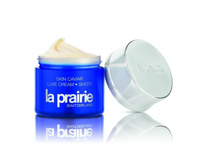 La Prairie adds to Skin Caviar range