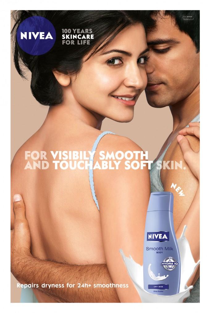 Nivea lands at Delhi Duty Free