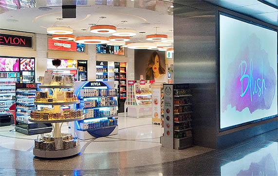 Qatar Duty Free opens new stores at Doha