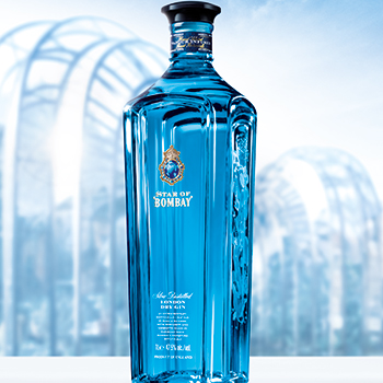 Bombay Sapphire unveils 'Star of Bombay' exclusive to duty free