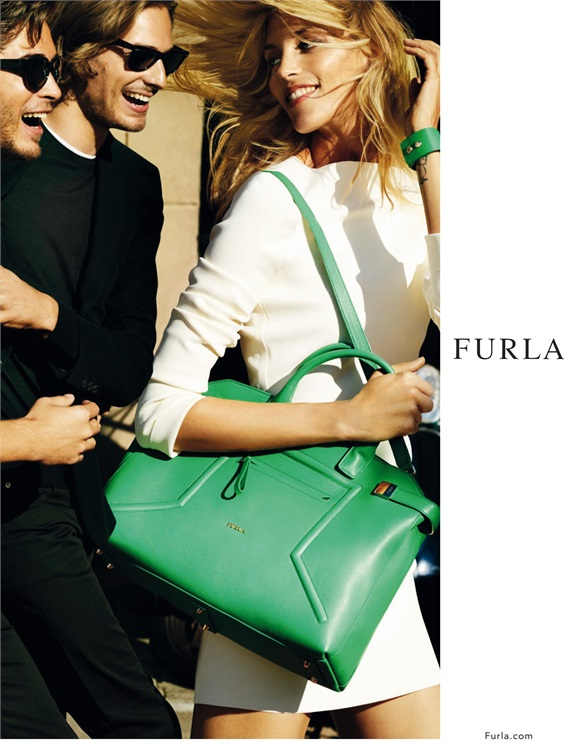 Furla bags Beijing and Warsaw airport openings