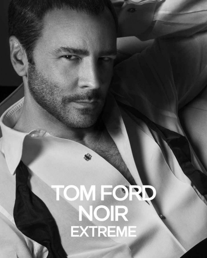 Tom Ford announces new Noir fragrance