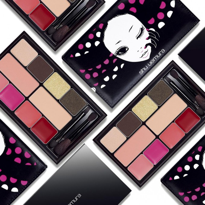 Shu Uemura Tokyo Doll – NEW exclusive collection for travellers