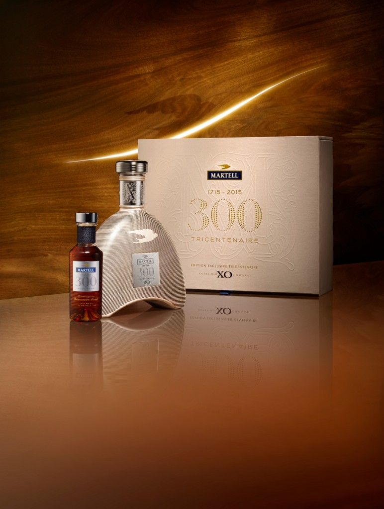 Martell XO 300 with montre