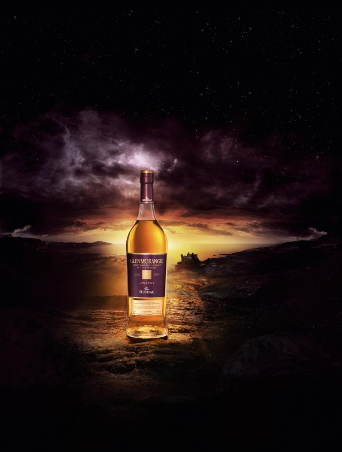 NEW Glenmorangie Legends Collection, exclusive to duty free