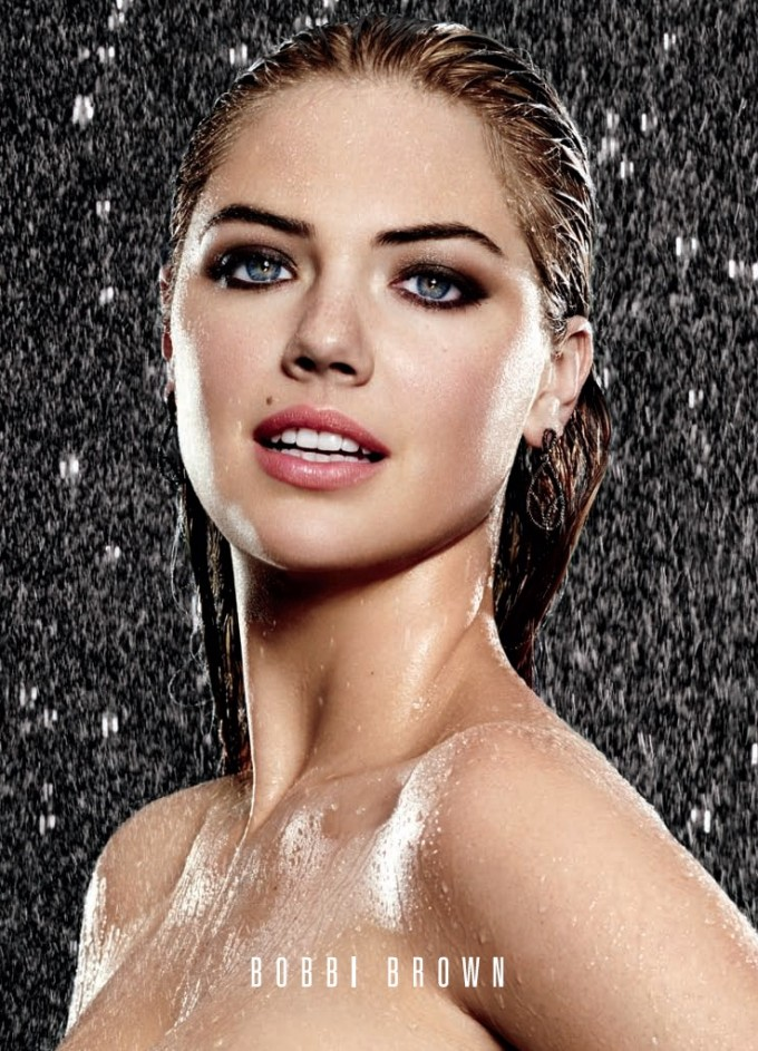 Bobbi Brown – whatever the weather…