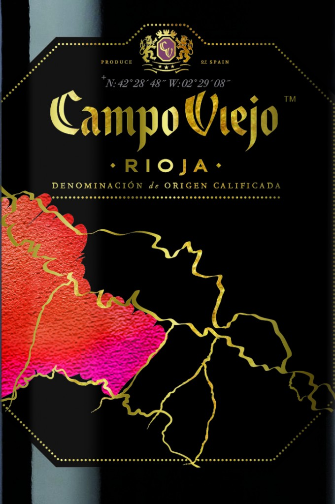 New Campo Viejo Rioja – Exclusive to World Duty Free