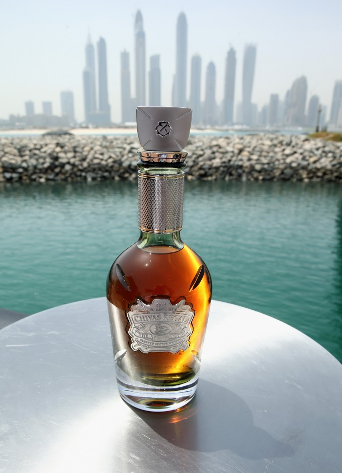Chivas Regal launches The Icon in Dubai