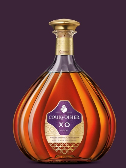 FIRST LOOK: Courvoisier Cognac unveils new packaging design
