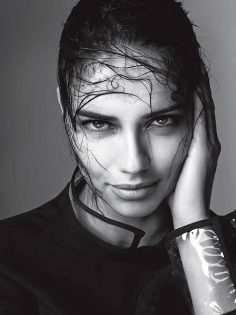 Adriana Lima by Steven Meisel