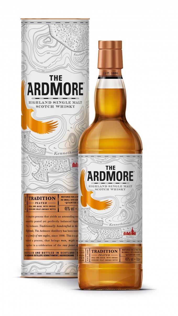 The Ardmore unveils 2 new travel retail exclusive malts