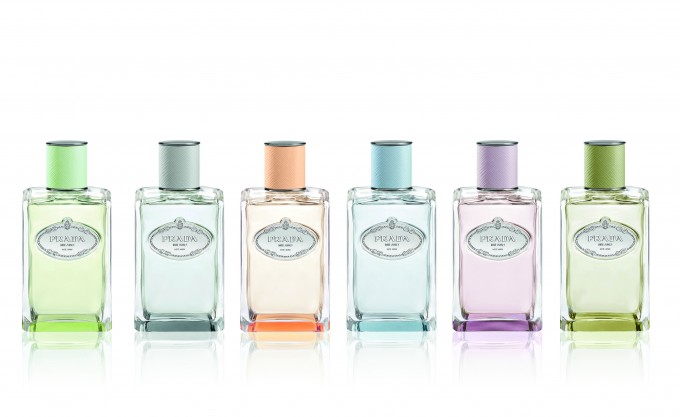 Prada unveils Les Infusions collection; exclusive launch with World Duty Free