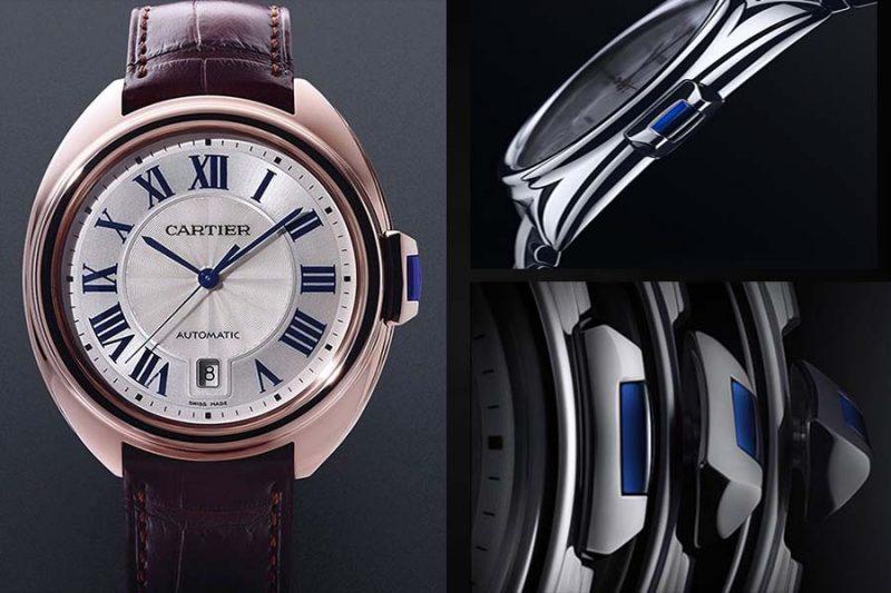 ff403754717e3 Cartier launches Clé de Cartier watch collection exclusively with ...