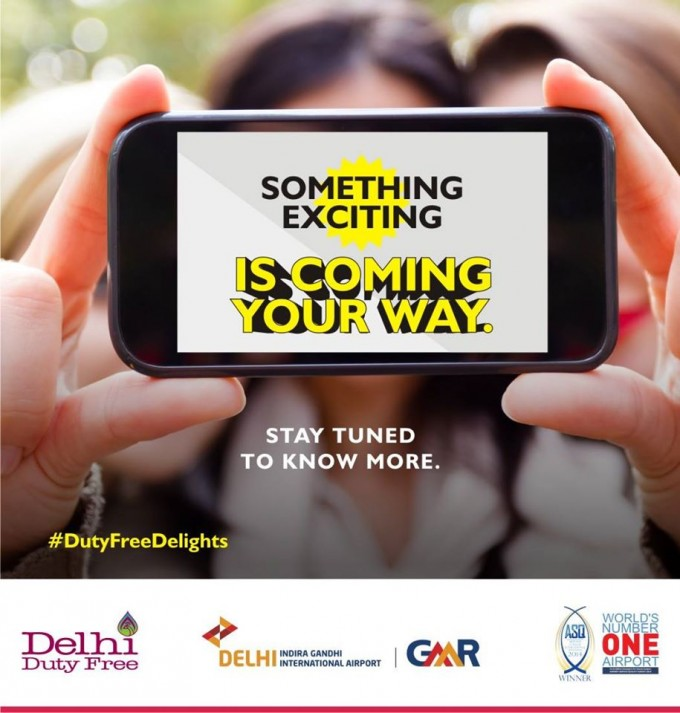 WIN: Delhi Duty Free Delights Contest