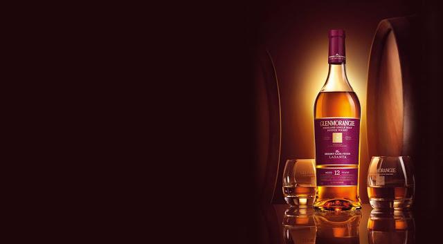 New look for Glenmorangie extra-matured range of whiskies