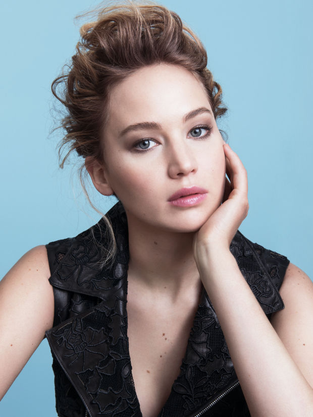 Jennifer Lawrence fronts new Dior Addict make up line