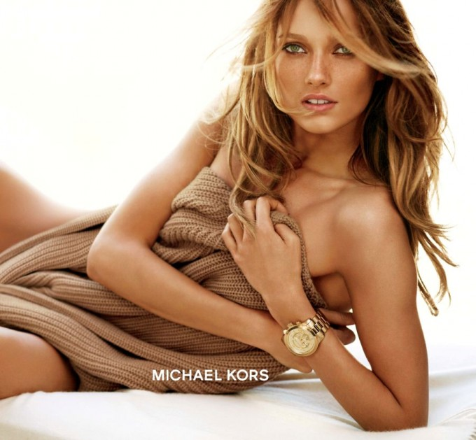 Michael Kors goes for triple Gold with new collection